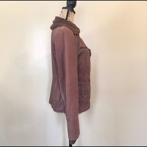 Mexx Jackets & Coats - Brown Bomber Jacket by Mexx Size 6